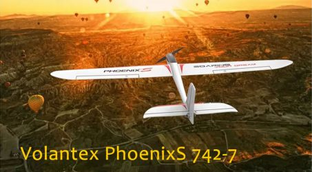 Volantex PhoenixS 742-7 RC Airplane