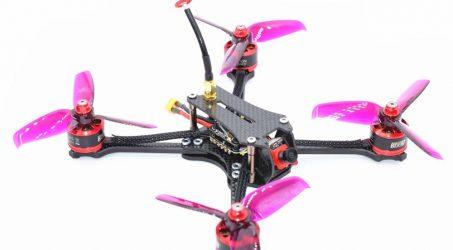 WAY-TEC Stick 200 200mm Omnibus F4 5.8G FPV Racing Drone