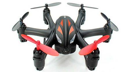 WLtoys Q282G With 2.0MP HD Camera FPV RC Hexacopter