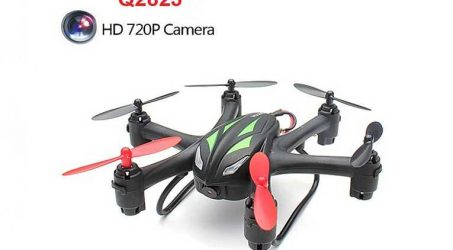 WLtoys Q282J Hexacopter With 720P 2.0MP HD Camera