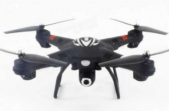 WLtoys Q303C One Axis Gimbal RC Quadcopter