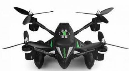 WLtoys Q353 3 in 1 Headless Mode RC Quadcopter RTF