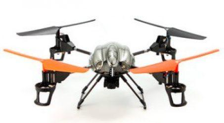WLtoys V222 Upgraded V959 4CH RC Quadcopter With Camera
