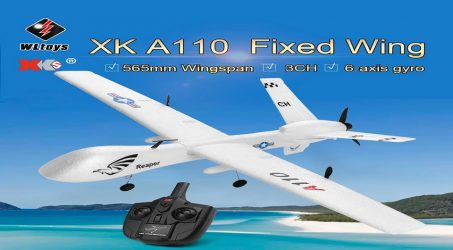 WLtoys XK A110 RC Airplane