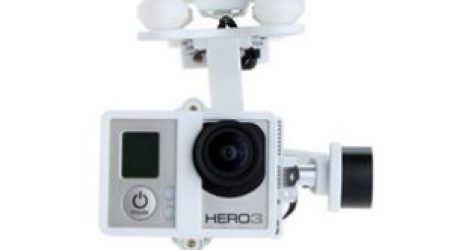 Walkera G-2D Brushless Gimbal For iLook/GoPro Hero 3 Camera