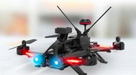 Walkera MR Drone 5.8G FPV Quadcopter With 800TVL Camera APP Virtual Racing RTF
