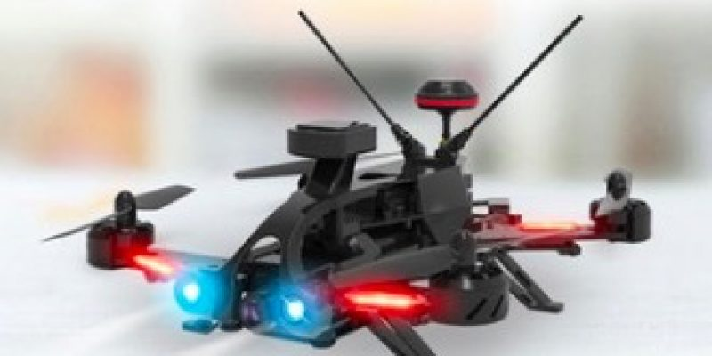 Walkera MR Drone 5.8G FPV Quadcopter With 800TVL Camera APP Virtual Racing RTF