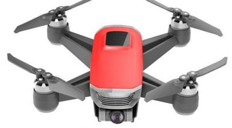 Walkera PERI WiFi FPV 4K Camera Gimbal Quadcopter