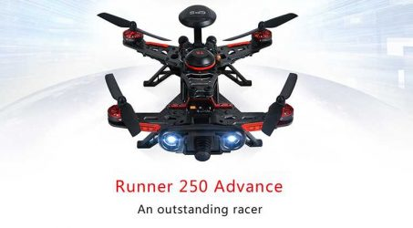 Walkera Runner 250 Advance Drone With GPS