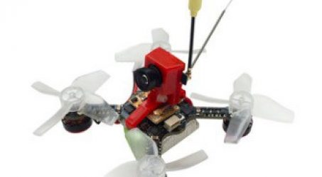 X73S 73mm Brushless 1S FPV Racing Drone