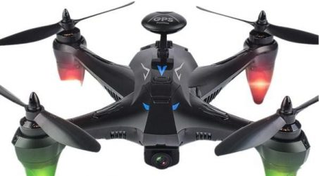 XINLIN SHIYE X198 5G FPV Quadcopter With 2MP/5MP HD Camera