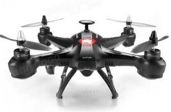 XinLin X181 Drone First Demo Flight
