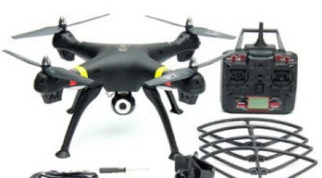 XINLIN X8G FPV Drone With 5.0MP HD Camera