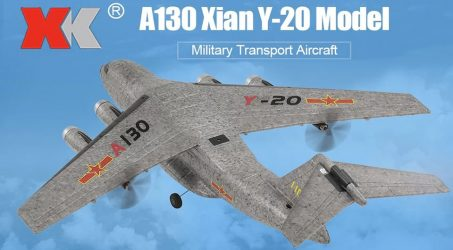 XK A130 Xian Y-20 Military Transport Aircraft