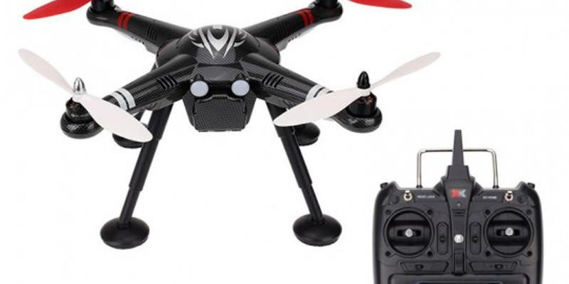 XK Detect X380 GPS Headless Mode 2.4G RC Drone