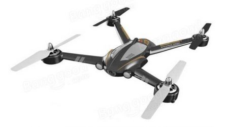 XK X252 Brushless Motor 7CH 3D 6G RC Quadcopter