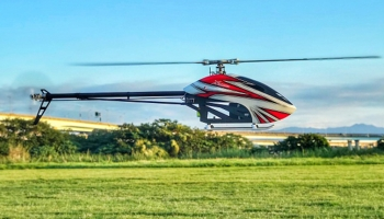 XLPOWER Wraith E 760 Helicopter