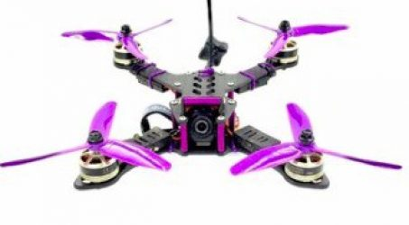 XY215 V2 215MM Split Level Frame Kit