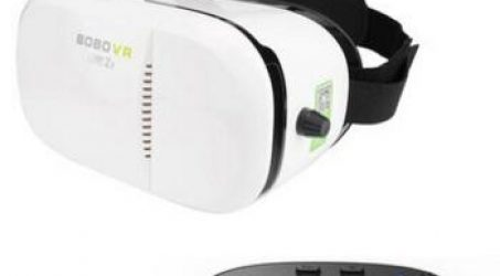 Xiaozhai Z3 3D Google Glasses With VR Shinecon Bluetooth Gamepads