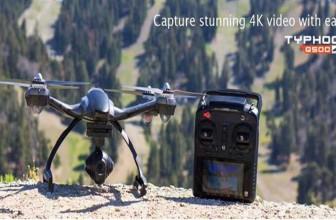 Yuneec Typhoon Q500 5.8G FPV Drone With 4K HD Camera