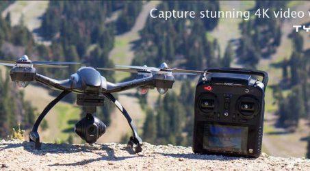 Yuneec Typhoon Q500 4K Camera Drone
