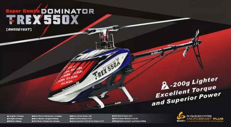 ALIGN T-REX 550X RC Helicopter