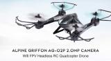 Alpine Griffon AG-02P RC Quadcopter