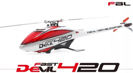 ALZRC Devil 420 FAST RC Helicopter