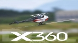 ALZRC X360 FAST FBL RC Helicopter