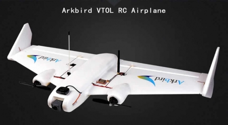 Arkbird VTOL RC Airplane