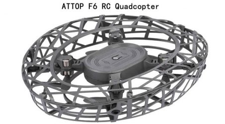 ATTOP F6 RC Quadcopter