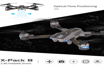 Attop X-Pack 8 RC Quadcopter RTF