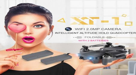 Attop XT-1 RC Quadcopter RTF