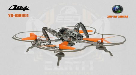 ATTOP YD-IDR901 RC Quadcopter