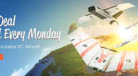 Weekly Deal Updated Every Monday – Banggood RC Aircrafts