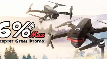 66% OFF Max Banggood RC Quadcopter Great Promo