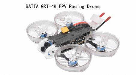 BATTA GRT-4K FPV Racing Drone