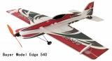 Bayer Model Edge 540 RC Airplane