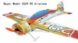 Bayer Model SU29 RC Airplane