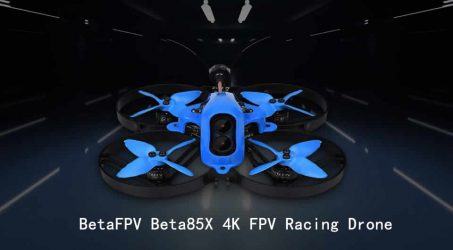 BetaFPV Beta85X 4K FPV Racing Drone