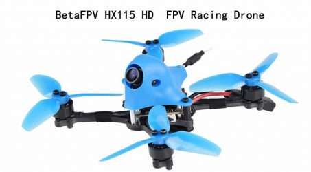 BetaFPV HX115 HD  FPV Racing Drone