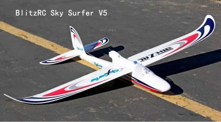 BlitzRC Sky Surfer V5 RC Airplane