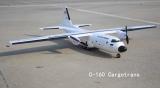 C-160 Cargotrans RC Airplane