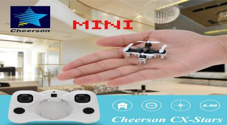 Cheerson CX-Stars Mini RC Quadcopter