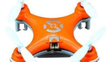 Cheerson CX-10 Mini 29mm LED RC Quadcopter