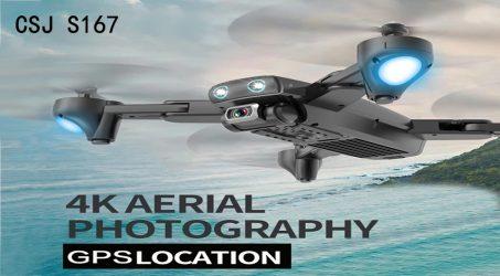 CSJ S167 GPS 2.4G RC Quadcopter