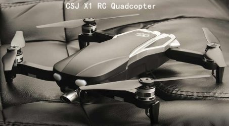 CSJ X1 RC Quadcopter