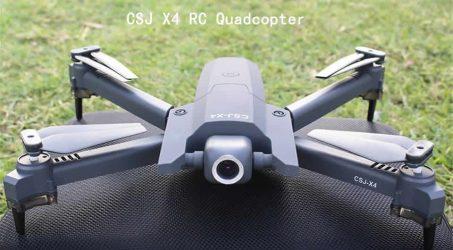 CSJ X4 RC Quadcopter