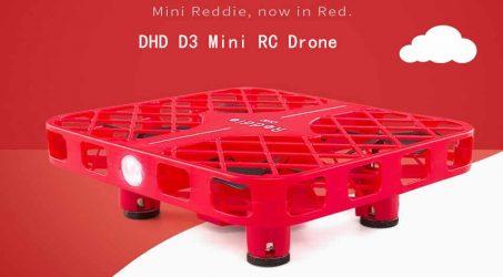 DHD D3 Mini RC Drone