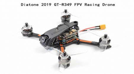 Diatone 2019 GT-R349 FPV Racing Drone